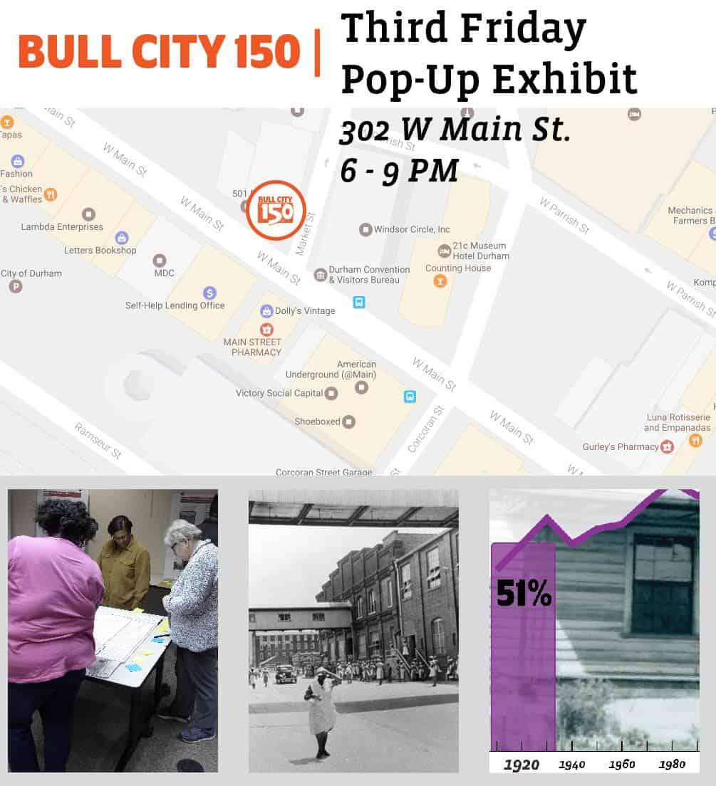 June 16, 2017 Pop-Up Exhibit 6-9 PM