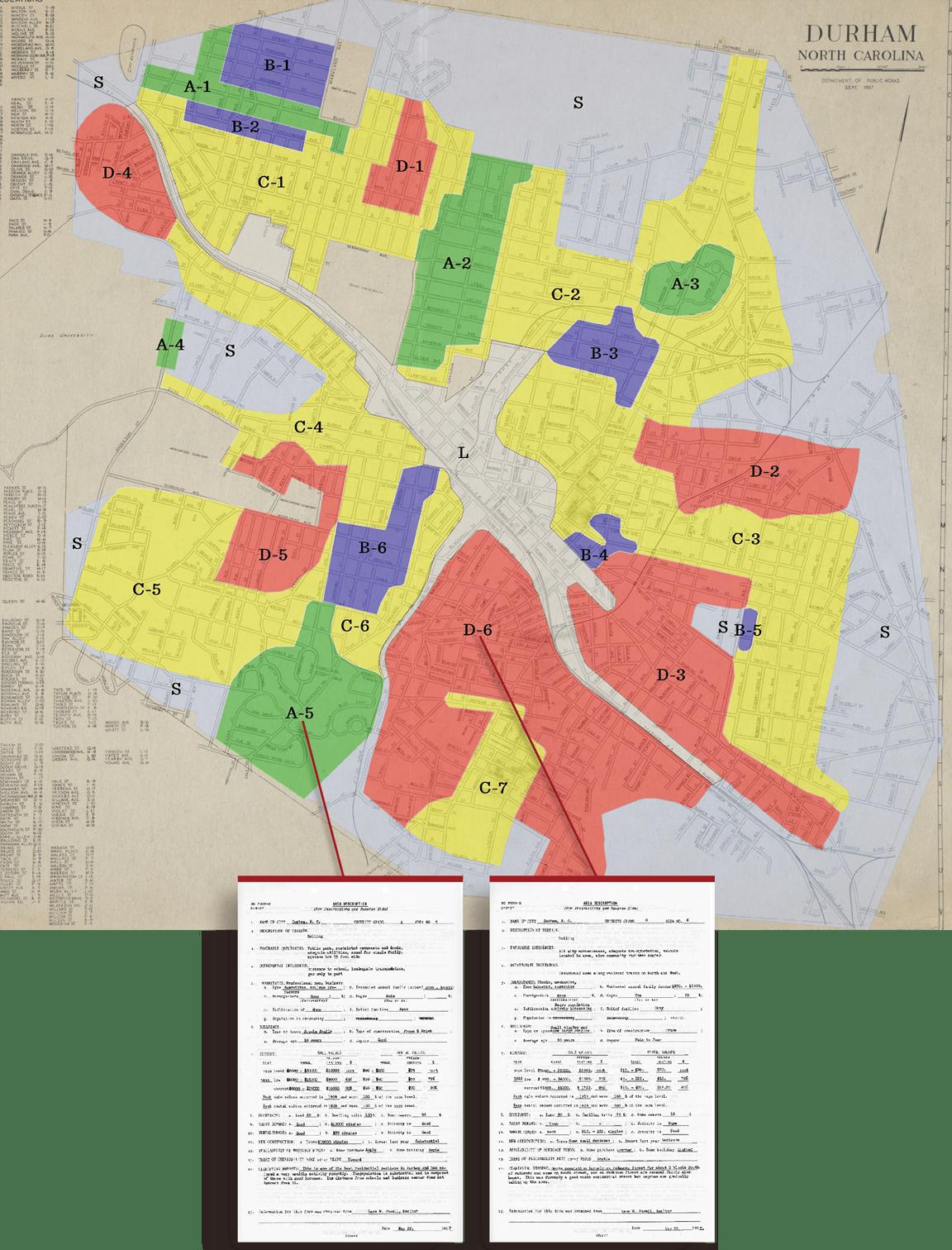 Redlining Institutional Racism In Lending Bull City 150